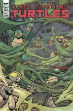 Teenage Mutant Ninja Turtles (Ongoing)  #107 Cover A