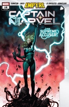 Captain Marvel (Vol. 11)  #18