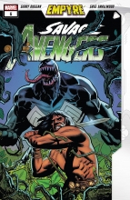Empyre: Savage Avengers  #1