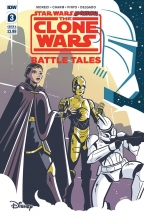 Star Wars Adventures: Clone Wars (5P Ms)  #3 Cover A