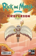 Rick and Morty Presents: Birdperson  #1 Cover A