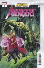 Empyre: Avengers (3P Ms)  #2