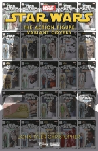 Star Wars: Action Figure Variant Covers  #1