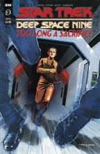 Star Trek: Deep Space Nine - Too Long Sacrifice (4P Ms)  #2 Cover A