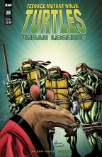TMNT Urban Legends  #26 Cover A