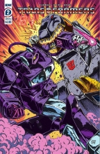 Transformers 84: Secrets and Lies (4P Ms)  #2 Cover A