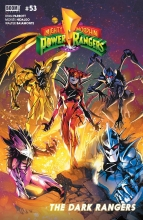 Mighty Morphin Power Rangers  #53 Cover A