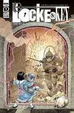 Locke and Key: In Pale Battalions Go  #1 Cover A