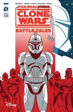 Star Wars Adventures: Clone Wars (5P Ms)  #4 Cover A
