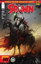 Spawn  #309 Cover A