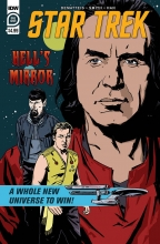 Star Trek: Hells Mirror  #1 Cover A