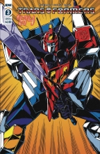 Transformers 84: Secrets and Lies (4P Ms)  #3 Cover A
