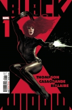 Black Widow (Vol. 8)  #1