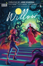 Willow (5P Ms)  #3 Cover A
