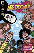 Bill and Ted are Doomed (4P Ms)  #1 Cover A
