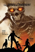 Death to the Army of Darkness!  #4 Cover A