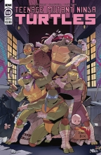 Teenage Mutant Ninja Turtles (Ongoing)  #109 Cover A