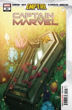 Captain Marvel (Vol. 11)  #21
