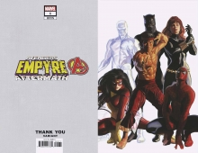 Empyre: Aftermath Avengers  #1 1 Per Store Variant