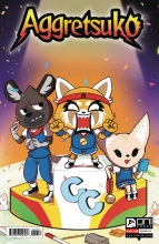Aggretsuko  #6 Cover A