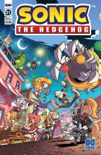 Sonic the Hedgehog  #31 Cover A