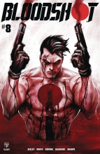 Bloodshot (Vol. 2)  #8 Cover A