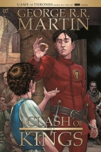 George RR Martins: Clash of Kings  #7 Cover A