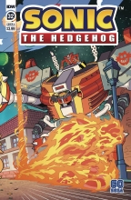 Sonic the Hedgehog  #32 Cover A