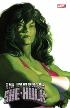 Immortal She-Hulk  #1 Variant