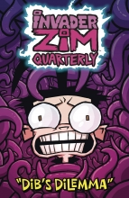 Invader Zim Quarterly  #2 Cover A