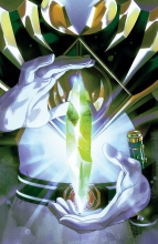 Mighty Morphin Power Rangers  #54 Foil Cover