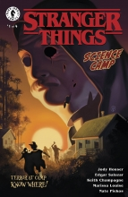 Stranger Things: Science Camp (4P Ms)  #1 Cover A