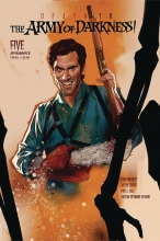 Death to the Army of Darkness!  #5 Cover A