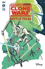 Star Wars Adventures: Clone Wars (5P Ms)  #5 Cover A