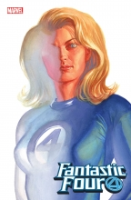 Fantastic Four (Vol. 6)  #24 Invisible Woman Variant