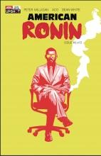 American Ronin (5P Ms)  #1 Cover A