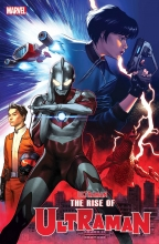 Rise of Ultraman (5P Ms)  #2