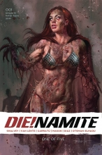 Die!Namite  #1 Cover A