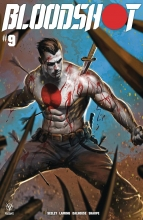 Bloodshot (Vol. 2)  #9 Cover A