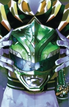 Mighty Morphin Power Rangers  #55 Foil Cover