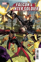 Falcon and Winter Soldier (5P Ms)  #4