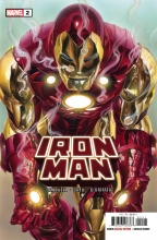 Iron Man (Vol. 6)  #2