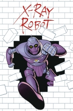 X-Ray Robot (4P Ms)  #3 Cover B