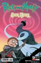 Rick and Morty - Ever After  #1 Cover A