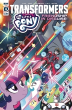 My Little Pony - Transformers (4P Ms)  #4 Cover A