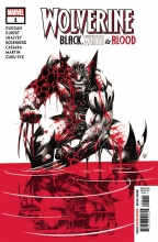 Wolverine: Black White Blood (4P Ms)  #1