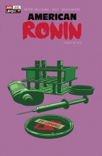 American Ronin (5P Ms)  #2 Cover A