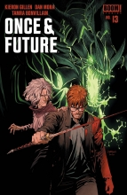 Once and Future (6P Ms)  #13 Cover A