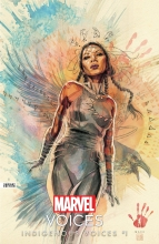 Marvels Voices: Indigenous Voices  #1 Mack Variant
