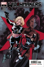 Widowmakers: Red Guardian and Yelena Belova  #1